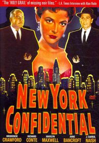 New York Confidential - (Region 1 Import DVD)