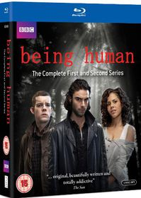 Being Human - Series 1-2 - (Import Blu-ray Disc)