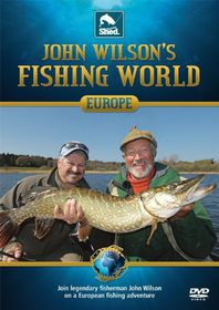 John Wilson's Fishing World - Europe - (Import DVD)