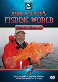 John Wilson's Fishing World - North America - (Import DVD)