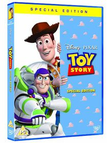 Toy Story (Special Edition) - (Import DVD)
