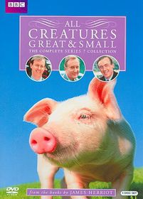 All Creatures Great & Small:Ssn7 - (Region 1 Import DVD)