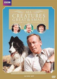 All Creatures Great & Small:Comp Coll - (Region 1 Import DVD)