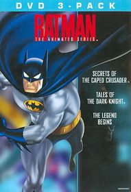 Batman:Animated Series Multi Pack - (Region 1 Import DVD)