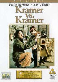 Kramer vs Kramer (DVD)