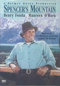 Spencer's Mountain - (Region 1 Import DVD)