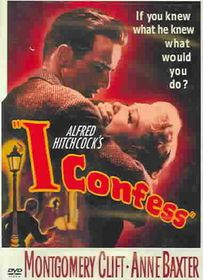 I Confess - (Region 1 Import DVD)