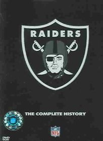Nfl History of the Oakland Raiders - (Region 1 Import DVD)
