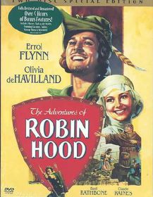 Adventures of Robin Hood - (Region 1 Import DVD)