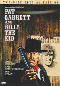 Pat Garrett & Billy the Kid: Special Edition - (Region 1 Import DVD)