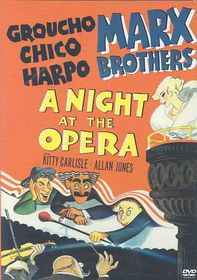 Night at the Opera (Region 1 Import DVD)