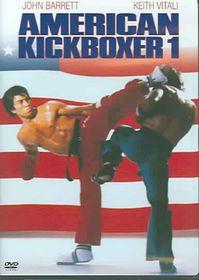 American Kickboxer 1 - (Region 1 Import DVD)