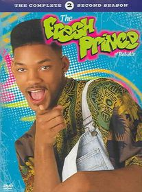 Fresh Prince of Bel-Air Ser.2 (4 Discs) - (parallel import)
