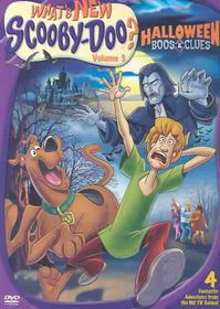 What's New Scooby-Doo? Vol 3: Halloween Boos and Clues - (Region 1 Import DVD)