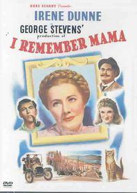 I Remember Mama - (Region 1 Import DVD)