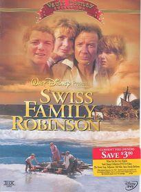 Swiss Family Robinson - (Region 1 Import DVD)