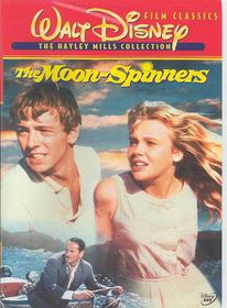 Moon Spinners - (Region 1 Import DVD)
