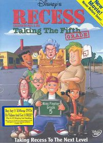 Recess:Fifth Grade - (Region 1 Import DVD)