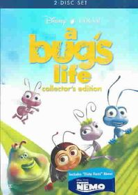 Bug's Life Collector's Edition - (Region 1 Import DVD)