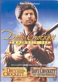 Davy Crockett:50 Anniversary - (Region 1 Import DVD)
