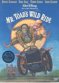 Mr. Toad's Wild Ride - (Region 1 Import DVD)