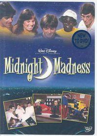 Midnight Madness - (Region 1 Import DVD)