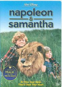 Napoleon & Samantha - (Region 1 Import DVD)