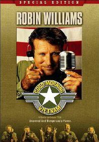 Good Morning Vietnam Special Edition - (Region 1 Import DVD)