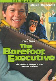 Barefoot Executive - (Region 1 Import DVD)