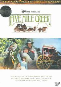 Five Mile Creek:Season One - (Region 1 Import DVD)