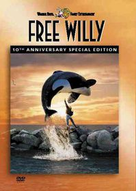 Free Willy SE : 10th Anniversary Edition - (DVD)