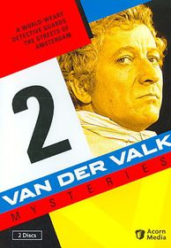 Van Der Valk Mysteries Set 2 - (Region 1 Import DVD)