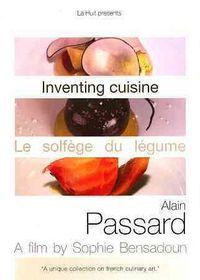 Inventing Cuisine:Le Solfege Du Legum - (Region 1 Import DVD)