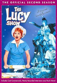 Lucy Show:Official Second Season - (Region 1 Import DVD)