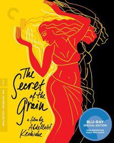 Secret of the Grain - (Region A Import Blu-ray Disc)
