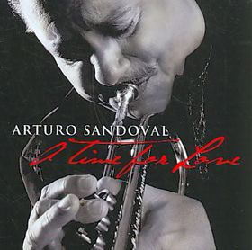 Arturo Sandoval - Time For Love (CD)