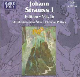 Strauss: Edition 16 - Edition - Vol.16 (CD)