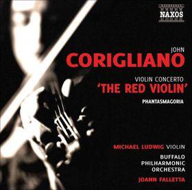 Corigliano: Red Violin - Red Violin (CD)
