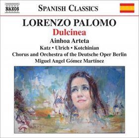 Palomo: Dulcinea - Dulcinea (CD)