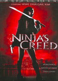 Ninja's Creed - (Region 1 Import DVD)