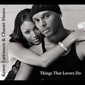 Kenny Lattimore - Things That Lovers Do (CD)