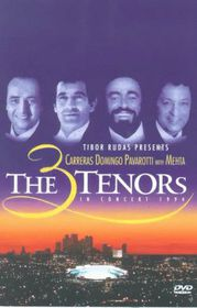 3 Tenors - 3 Tenors In Concert 1994 (DVD)