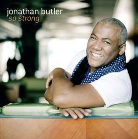 Jonathan Butler - So Strong (CD)