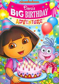 Dora the Explorer:Dora's Big Birthday - (Region 1 Import DVD)