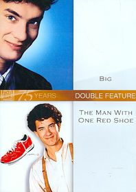 Big/Man with One Red Shoe - (Region 1 Import DVD)