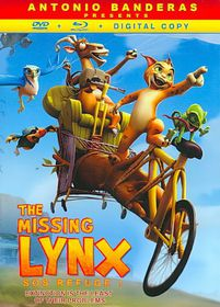 Missing Lynx - (Region A Import Blu-ray Disc)