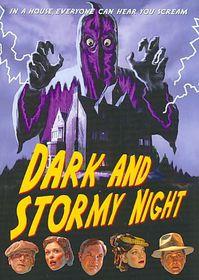 Dark and Stormy Night - (Region 1 Import DVD)