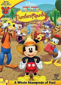 Mickey Mouse Clubhouse:Mickey's Numbe - (Region 1 Import DVD)