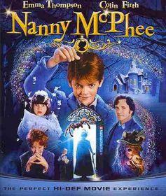 Nanny Mcphee - (Region A Import Blu-ray Disc)