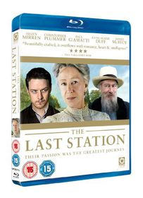 Last Station, The - (Import Blu-ray Disc)